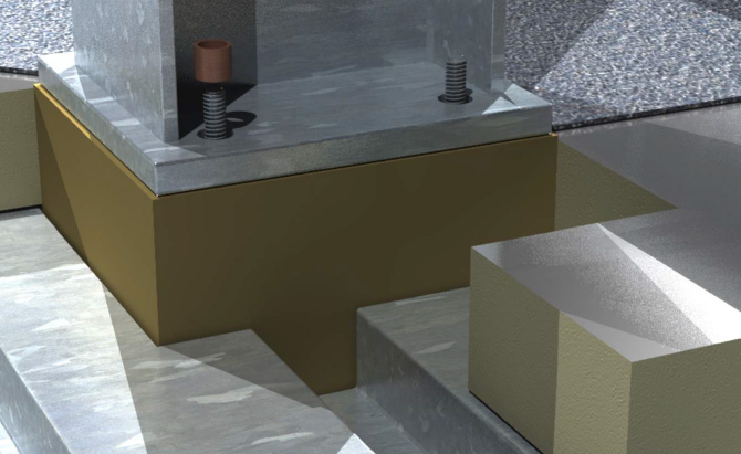 Armatherm 500 Structural Thermal Break Material