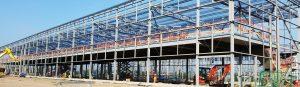 steel building thermal breaks