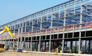 steel frame isolation