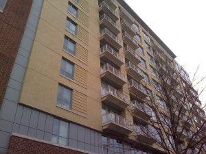 balcony thermal bridging