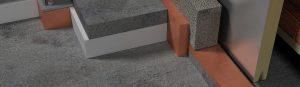 foundation thermal bridging