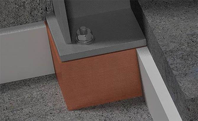 foundation thermal breaks